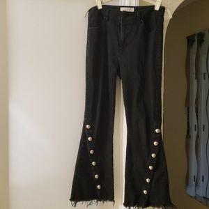 4ea5ca714bb1 RACHEL Rachel Roy Flare   Wide Leg Jeans for Women